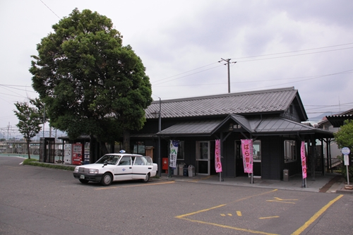 坂城駅駅舎