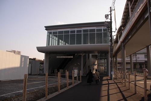 大垣駅駅舎北口