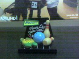 bowling prize