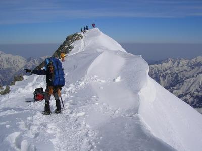 090山頂