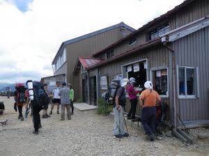太郎平小屋