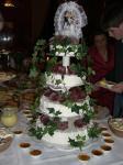 ウェディングケーキだよ!
