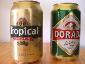 ビール・・・