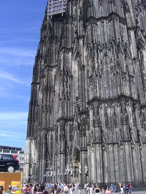 ケルンの大聖堂