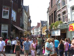 街の入り口