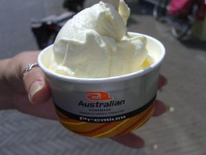 オーストラリアのアイス