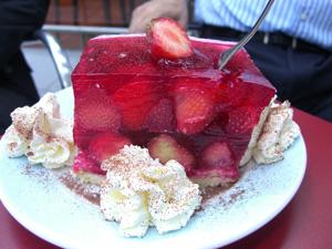 イチゴケーキ原型