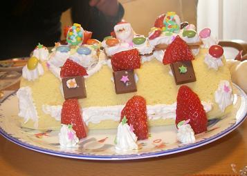 子供ケーキ