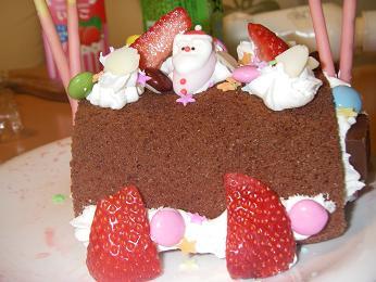 子供ケーキ2