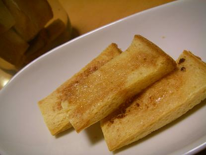 ラスク食パン