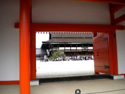 京都・御所