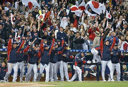 WCB 韓国に勝つ