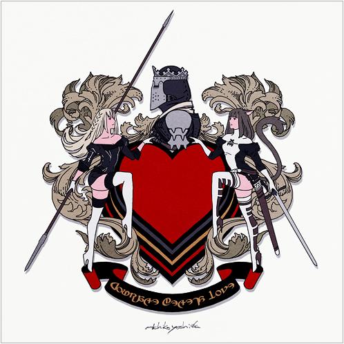 ヴァレンティオン家の紋章