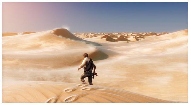アンチャーテッド - 砂漠に眠るアトランティス -(1)
