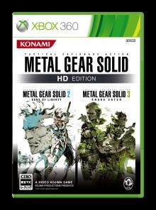 METAL GEAR SOLID HD EDITION(Xbox360)