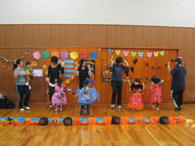 ハロウィンミッキーダンス3