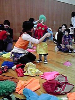 ミッキー運動会②