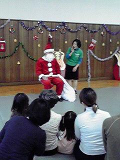 どんぐり クリスマス会②