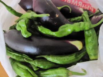 eggplantand