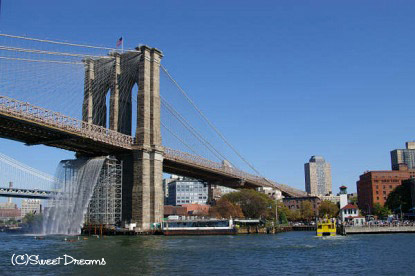 ブルックリン橋♪