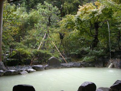 福田屋露天風呂B1