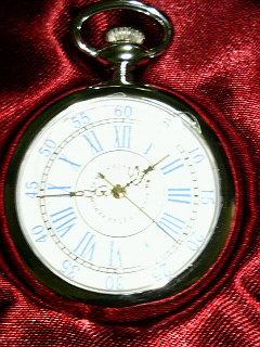 教訓の時計