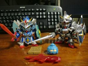 SDX_FA騎士ガンダム00