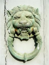 笑いが止まらん、ライオン