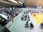 豊島体育館南側
