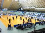 豊島体育館北側