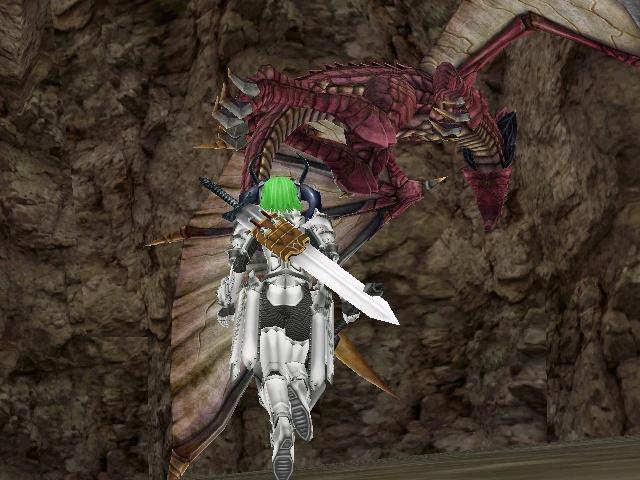再戦!千年竜