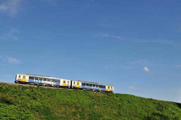 夏色の高原鉄道