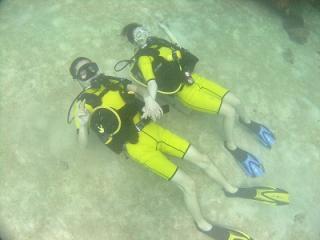 プーケット ダイビング タイ 体験 離島