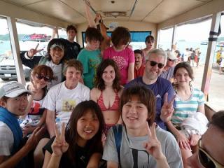 プーケット ダイビング シミランクルーズ タイ 観光ツアー