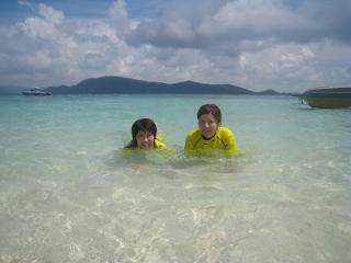 コーラル島 体験ダイビング プーケット