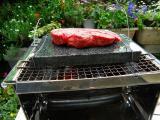 こんなに分厚い肉・・・・