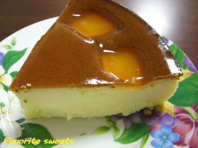 ローヌチーズケーキ2