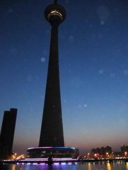 天津タワー 結構きれい