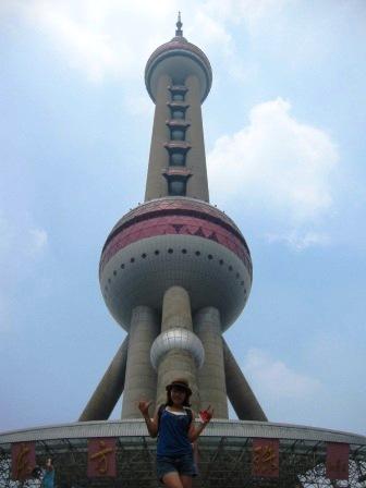 上海 タワー