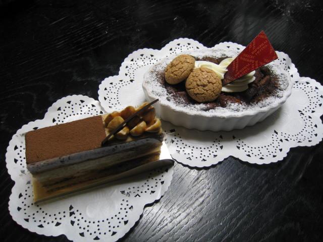 ガルガンチュワのケーキ
