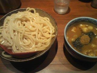 三田製麺 中盛