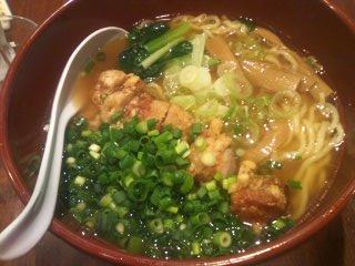 万世 排骨(パーコ)拉麺