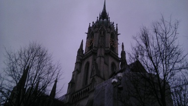Shrunk ミュンヘン 教会