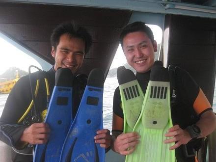 タオ島 ダイビング 講習1