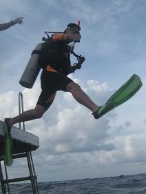 タオ島 ダイビング 講習2