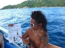 タオ島 ダイビング ダイブマスターコース