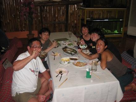 タオ島 食事 レストラン