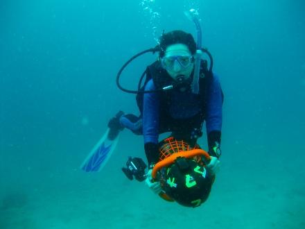 タオ島 ダイビング アドバンス講習