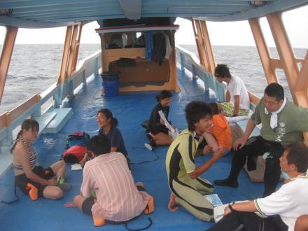 asia boat