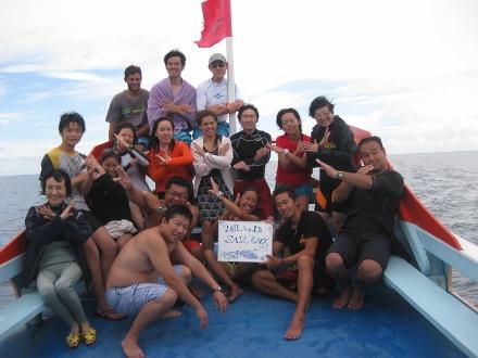タオ島 ダイビング スペシャルトリップ セイルロック